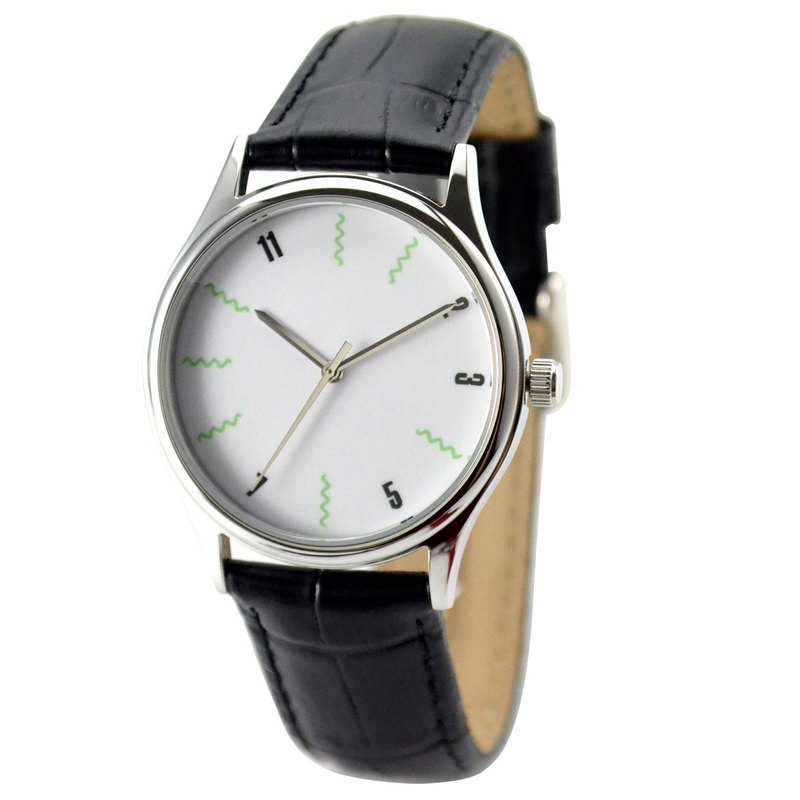 Prime number Watch - Unisex - Free Shipping Worldwide