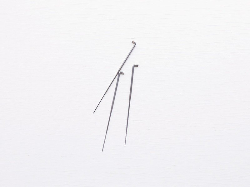 Leyang, wool felt special basic tools - Germany four corner puncture needle tool set (including work mat)