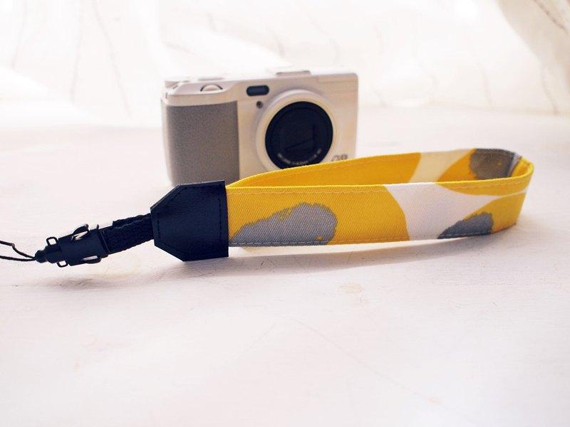 hairmo北歐色塊相機背帶/手腕帶(相機/手機/證件)