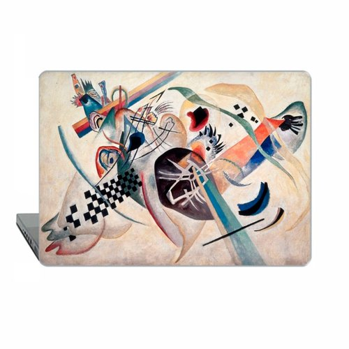 Macbook Pro 15 Touch bar 2016 Case Kandinsky MacBook Air 13 Case Macbook 11 Macbook 12 Macbook Pro 13 Retina classic art Case Hard Plastic 1702