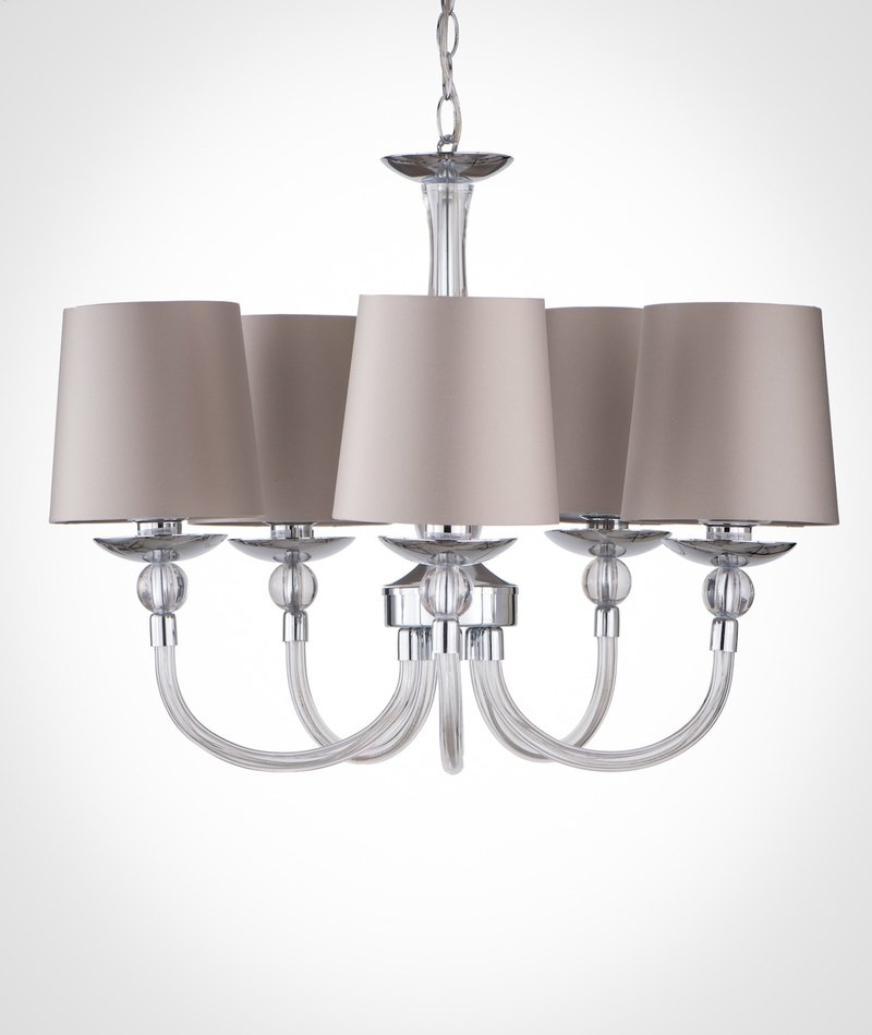 BNL00059- minimalist European style chandelier 5 lights