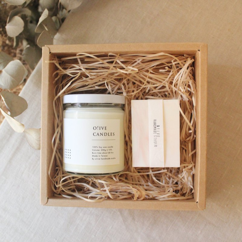 Goody Bag - My Sweet Life | Gift Box 2 Into the Handmade Soap & Soy Candle