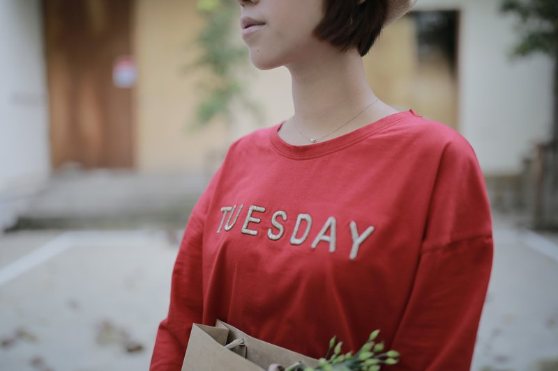 Taiwan Sika Deer Tuesday Long Sleeve T-Shirt