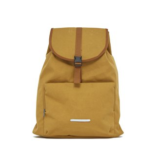 Roaming Series-15吋Simplified Constraint Backpack-Dalian Camel-RBP231CA