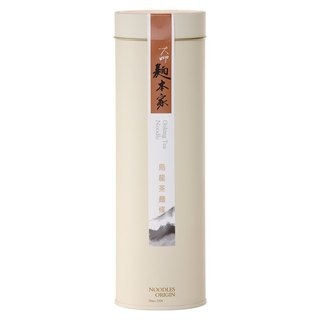 [Big sipping noodles] iron canned oolong tea noodles 450 grams / 4-6 copies