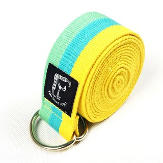 Fun Sport yoga sun small cotton Yu Jia Sheng stretch belt 2 into - (250cm lengthened) stretch rope yoga stretch rope belt