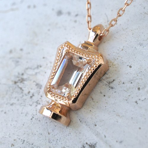 Perfume bottle necklace (PG type)