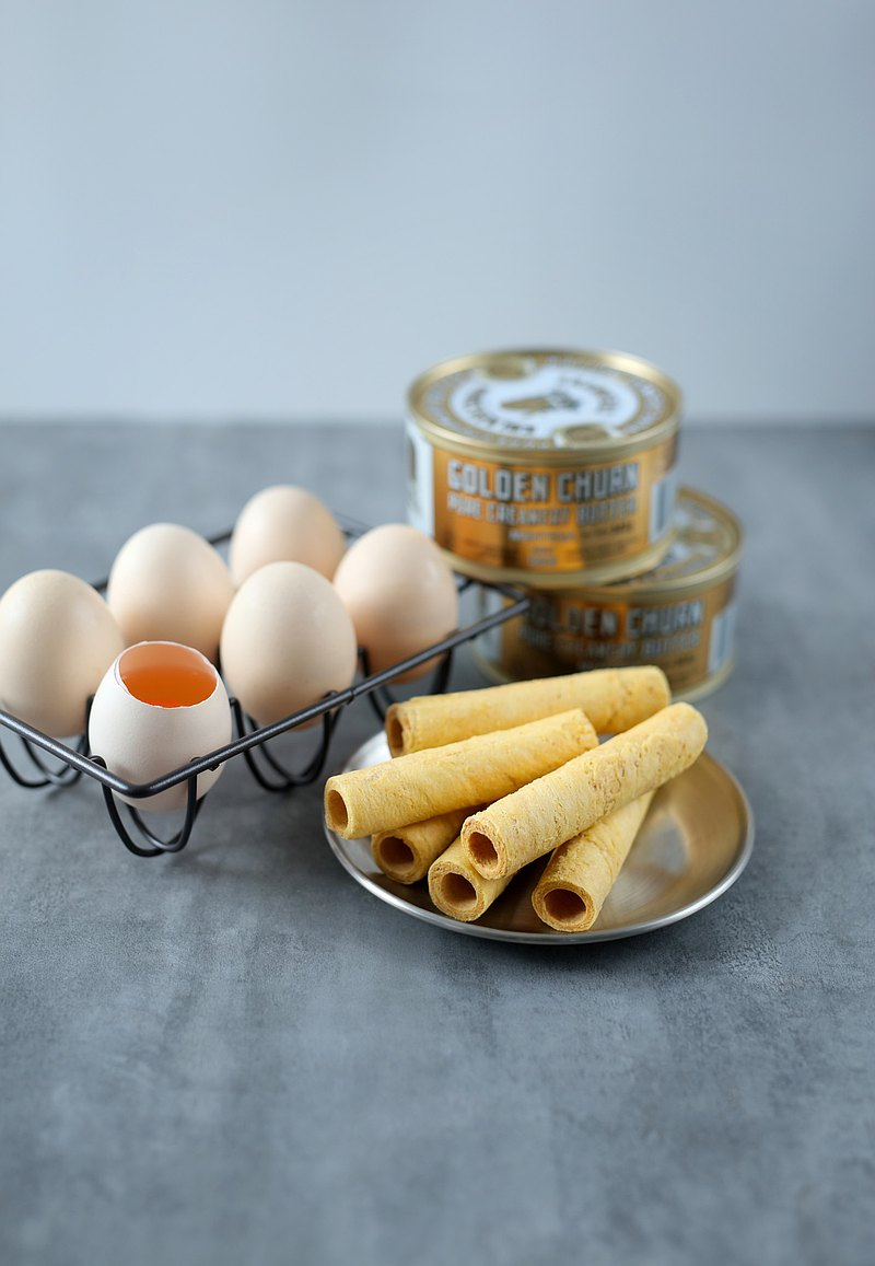 Classic Golden Egg Roll (Exquisite Pack)