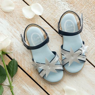 Alivia Silver Star Sandals (0 yards special offer only accept returns)