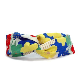 Summer Festival Japanese cloth | Hair band