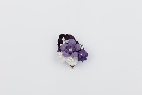 Flower Cymbid Corsage Flower Design