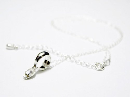 Present for the baby - Silver Spoon & Baby Ring