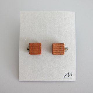 Cherry tree earrings (horn)