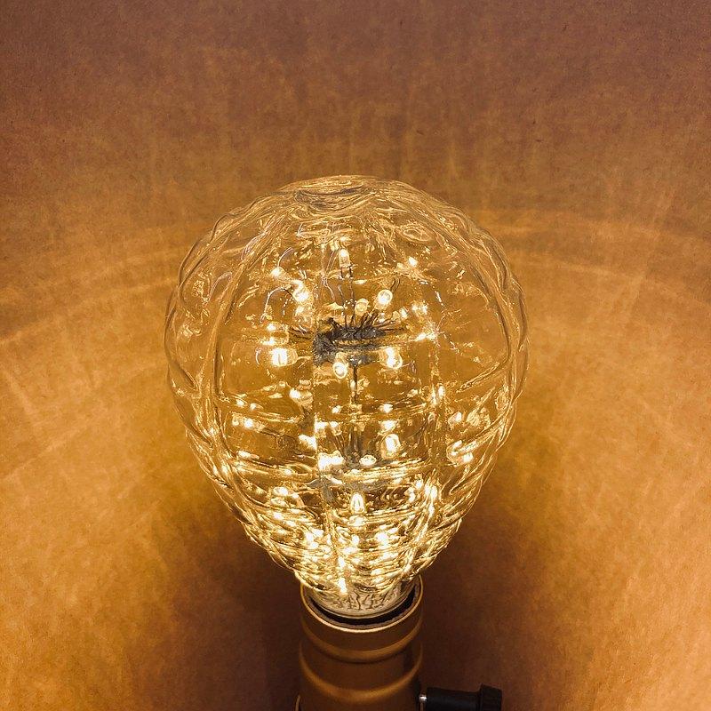 美爆手榴彈造型滿天星燈珠LED 燈泡