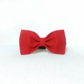 Ella Wang Design Bowtie Pet Neck Bow Bow Cats Red Face Black Cat