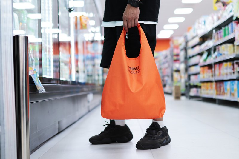 Free one for five or more Matchwood reusable bag can store eco-friendly shopping bags