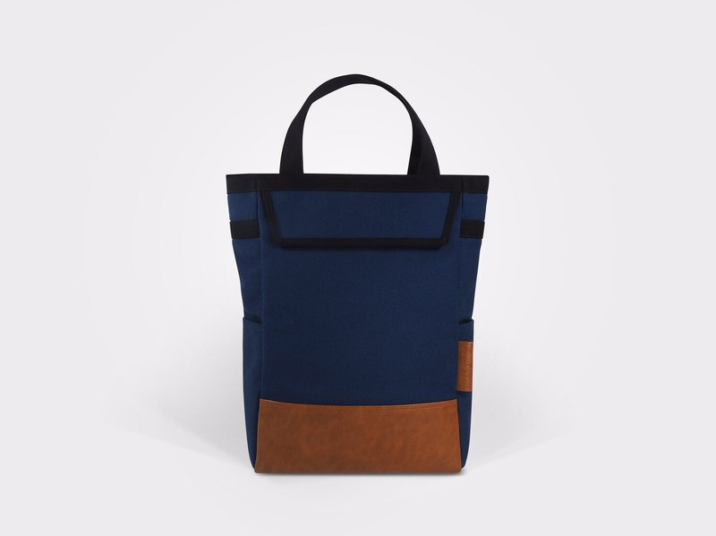 ONE Collection Convertible Backpack - Navy