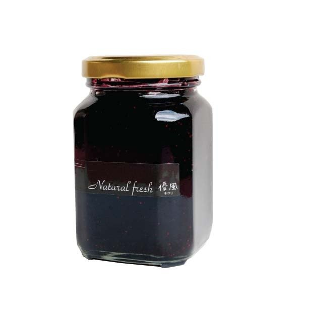 [Blueberry Jam 230g] Classic Blueberry Hot Handmade Jam
