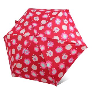 [Taiwan's Culture Rain's talk] Ye Yan flowers anti-UV folds umbrella