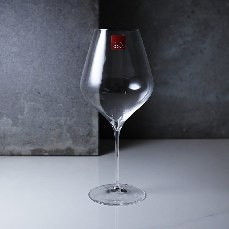 470cc [RONA Lynx Series Wine Tasting Glasses] Lead-free crystal glass wine glasses for sommeliers