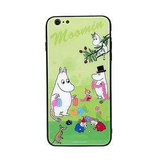 Moomin 噜噜米 authorized - mobile glass case, AE03