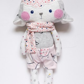 【Clothes Memorial Puppet】 sheep