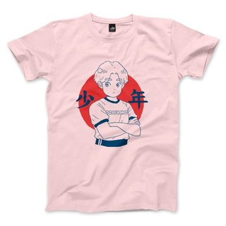 Junior - Pink - Neutral T-Shirt