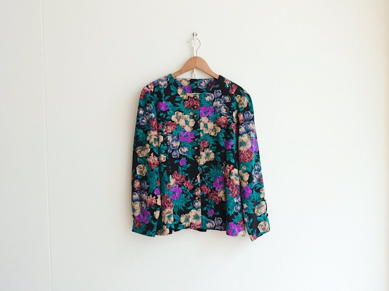 Vintage / shirt / long sleeve no.141 tk