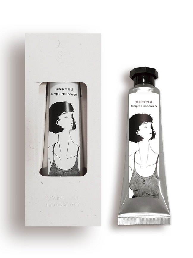 [Short-lived Small Defect Products] SLL Hand Cream X Twelve Yearning-Newborn (Tulip)