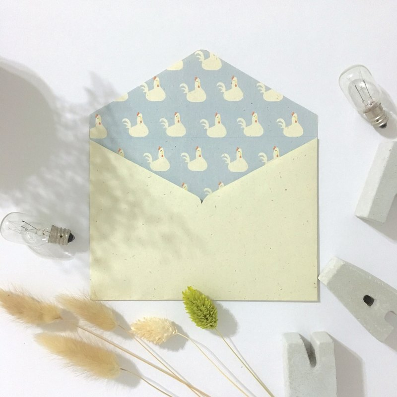 Sky Chicken / Chicken Series Envelope