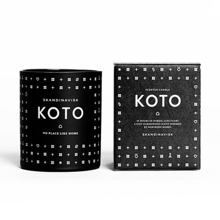[Korean SANDDININAVISK Fragrance] KOTO Dream Paradise Scent Candle