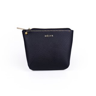 [Saffiano]|Coin Purse|Zipper Pouch