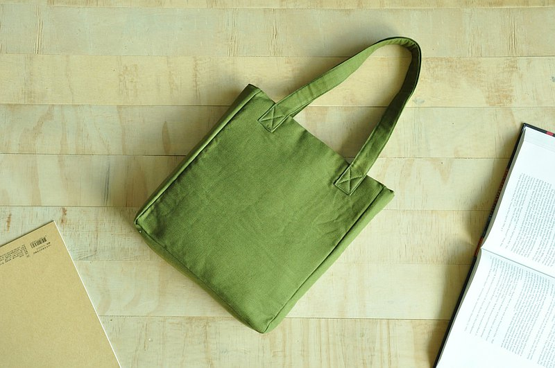 ENDURE / Handbag / Moranda Green