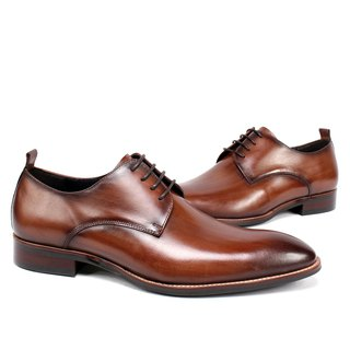 Sixlips V-Front simple yas rendering Derby shoes