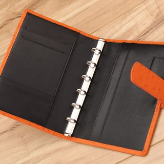 STORYLEATHER build Style 90865 A7 size notebook