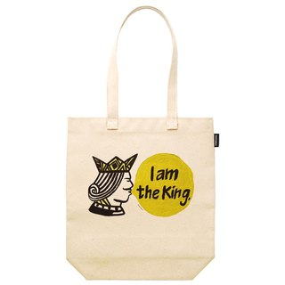 Bubble BUBBLE GUM synthetic canvas tote bag