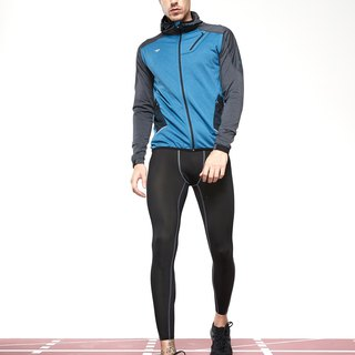 【SUPERACE】MEN'S RUNNING SWEAT JKT 2.0 / BLUE
