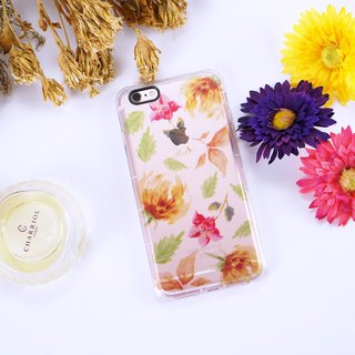 Spring Flowers 【Dali Garden】 iPhone 6S / i6S / iPhone 6 Plus / iPhone 6S Plus Original Mobile Phone Soft Case / Case / Case / Drop Case / Phone Case