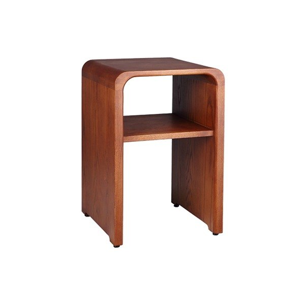 [Straight door STRAUSS] ─ Keppel side table. Multicolor optional