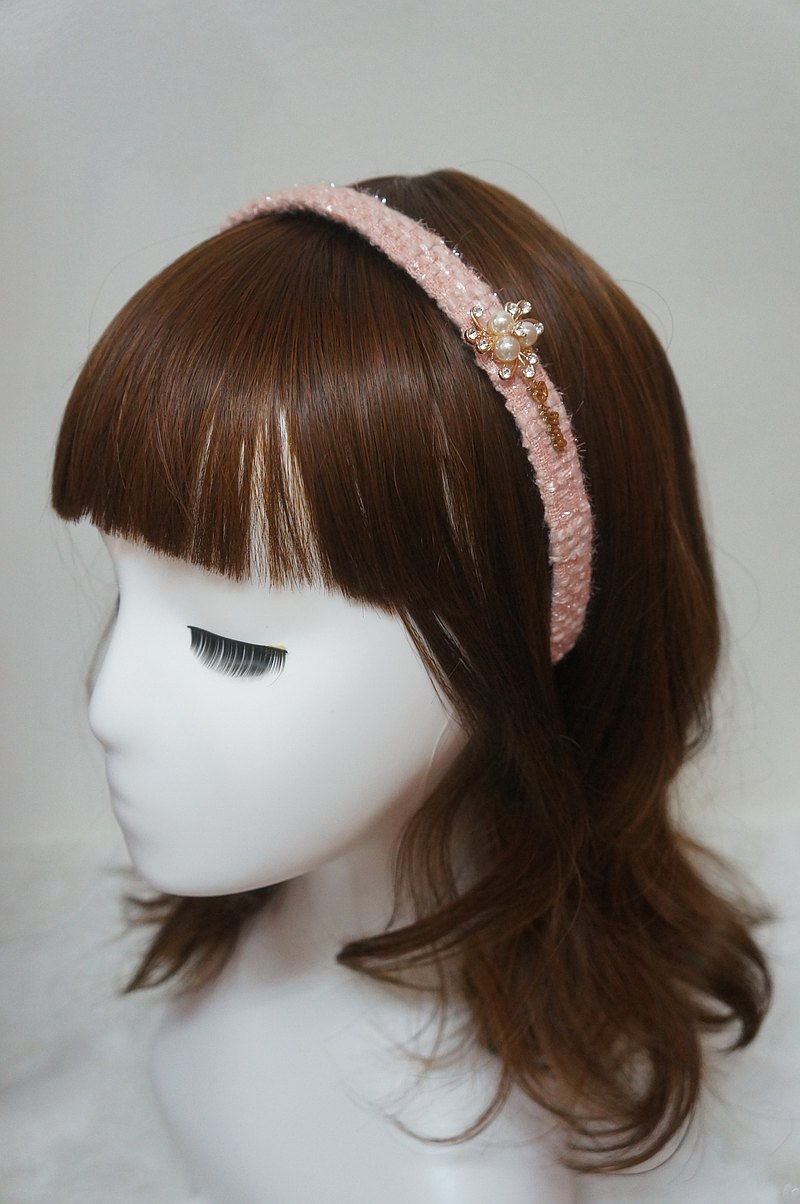 C-Super Comfortable Hair Band/Hair Band-Hair Band Hair Band Hair Band Bowknot Small Fragrant Wind Muni