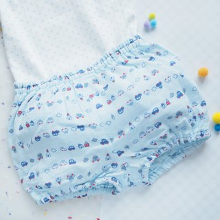 Double gauze Baby Bloomers - For Boy