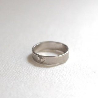 Simple Silver Ring 2 (silver color)