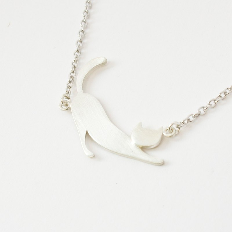 DianDian Cat Stretch Necklace