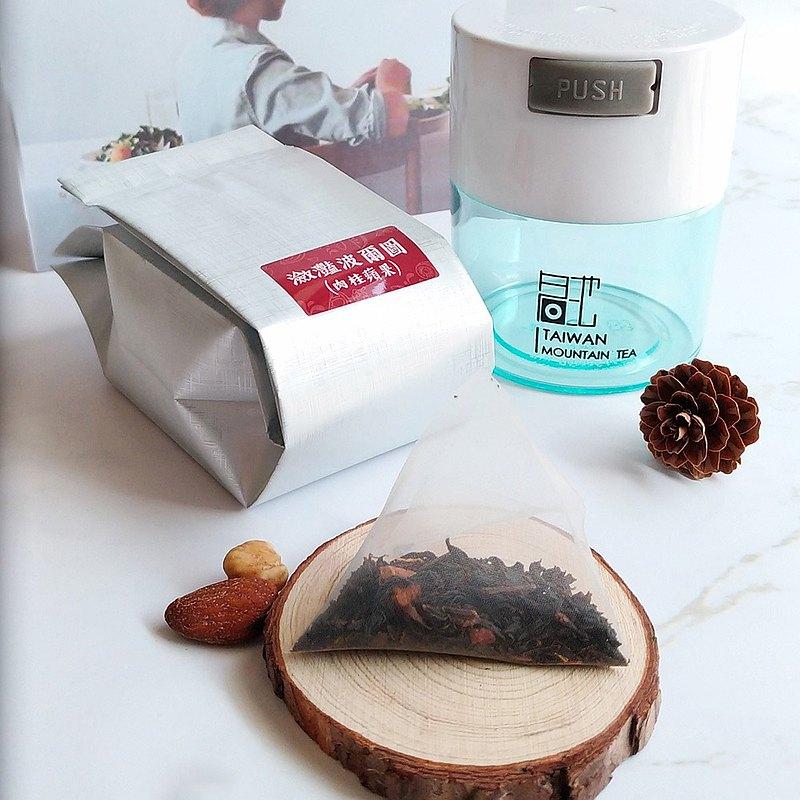 【名池茶業】花果茶 瀲灩波爾圖 - 肉桂蘋果風味