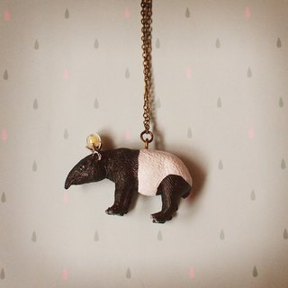 Gorgeous adventure - Malay kittens necklace