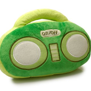 Soft Speaker - Large - Green