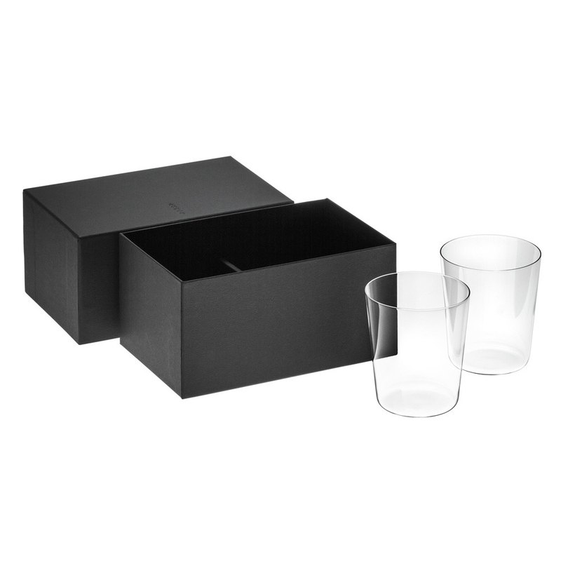 Kimura Glass Shop Very Thin Whiskey Cup 270ml Pair Cup Gift Set