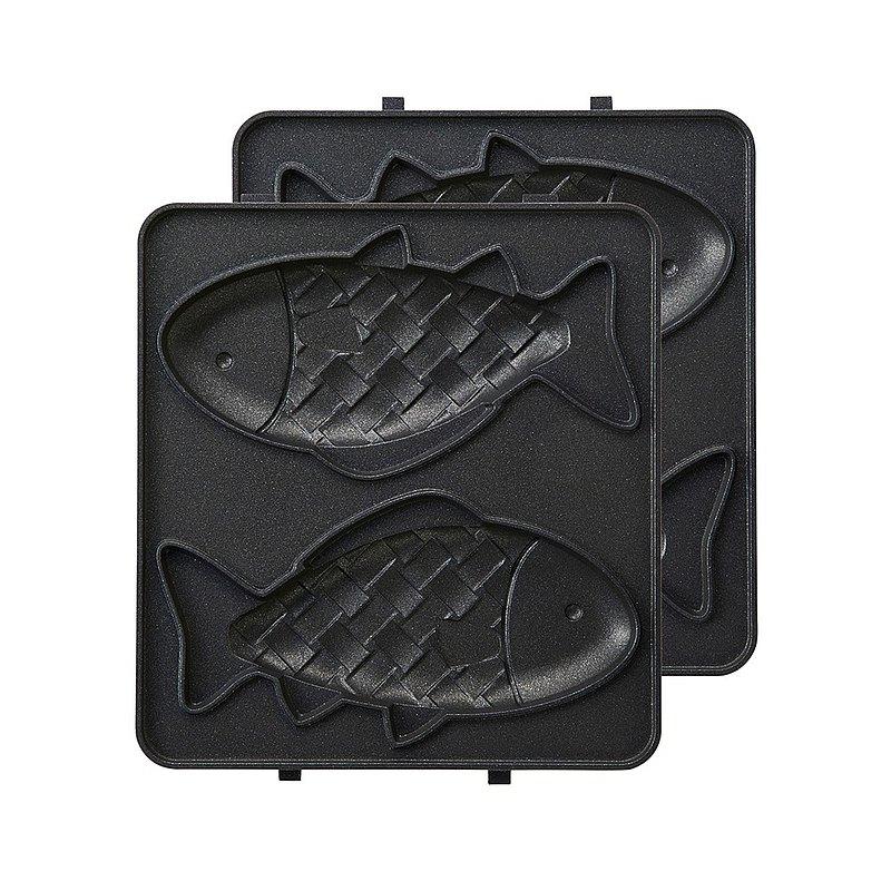 日本BRUNO 鯛魚燒烤盤(熱壓三明治鬆餅機專用)