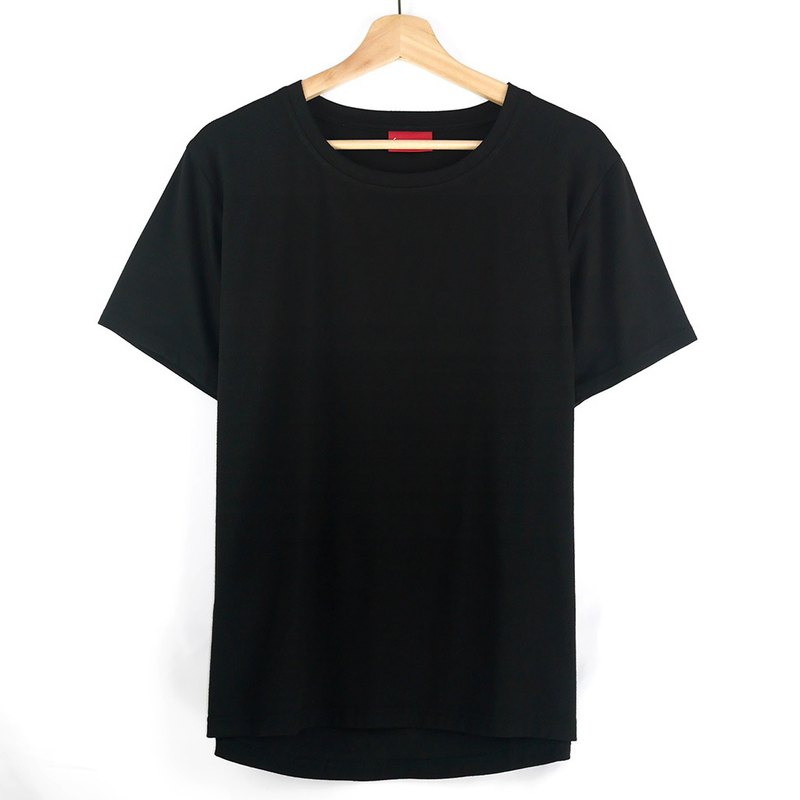 Cycling T-shirt (Su Black) Meets the casual wear of weekdays and cycling