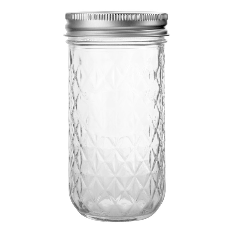 Ball Mason Jar Mason Jar _12oz Lingge Narrow Pot